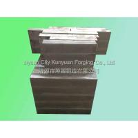 China 5CrNiMo / B2 / H13 Heavy Steel Forgings Rough Machined Bright Block Module wholesale