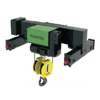 China 10T Low headroom electric wire rope hoist for gantry crane and overhead crane on sale