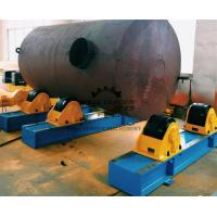 40T Convenyional Tank Turning Rolls For Pipe Tank Vessel Boiler Industry