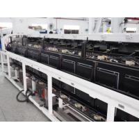 China Integral Two stage SMT Reflow Soldering SIEMENS PLC Control with Mesh Conveyor wholesale