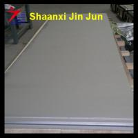China astmb265 gr1 gr2 commercially pure titanium sheet on sale