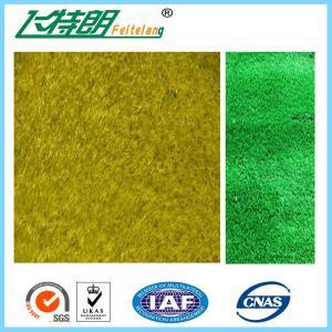 Buy cheap Relvado home do quintal dos verdes de colocação da grama artificial natural do from wholesalers