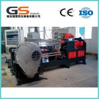 China Plastic Film Extruder MachineFor PE Cross Linking Cable Material , PVC Extruder Machine wholesale