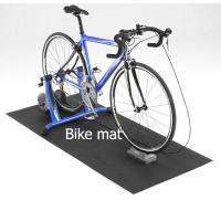 China Commercial Large Treadmill Exercise Bike Cycling Trainer Mat With Shockproof wholesale
