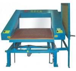 China 4.2 Kw PU Horizontal Foam Cutting Machine For Special Shaped Pillow Sponge wholesale