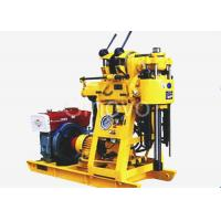 China Mechenical Spindle Geology Road Exploration Blasting Hole Core Drilling Rig XY-1 with drilling depth 100m wholesale