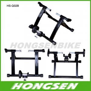 China HS-Q02B Wireless control Magnetic Bike Trainers/Mini Bike Trainers/Best Magnetic Bicycle T wholesale