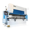 China WE67K 100T/3200 Harsle brand CNC electric hydraulic customized metal sheet press brake with DA66T system wholesale