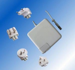 China EN61000 3-3 Apple Macbook Pro Magsafe Laptop Power Adapter 60W UL CB wholesale