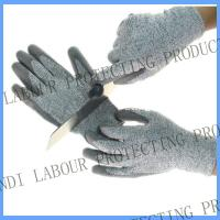 China PU coated cut-resistanct working glove wholesale