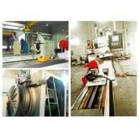 China 30RPM Max Oil Well Screen Wire Mesh Making Machine 0.01MM Tolerance on sale