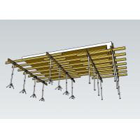 China Highly Efficient Concrete Slab Formwork Systems Easy Operation For Floor Slab on sale
