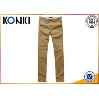 China Particular Design Mens Work Trousers With Delicate Workmanship wholesale