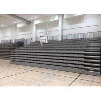 China Smart Telescopic Tribunes High Density Polyethylene With Blow Moulded Constructed Seat on sale
