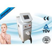 China Painless 808nm Diode Permanent Laser Hair Removal Machine 5 - 1500ms Adjustable on sale