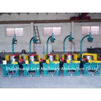 China Low price OTO pulley type wire drawing machine for low carbon steel wire wholesale