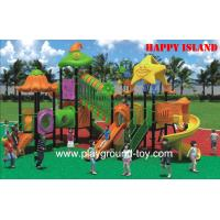 China Colorful Commercial Playground Equipment Kids Entertainment Equipment Sea Animal Series wholesale