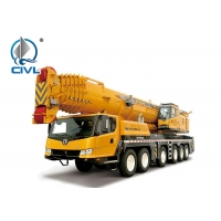 China CVXCT220 Truck Crane  With Lifting Weight Operating Weight 220t  360KW Engine Power wholesale