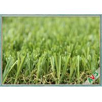 China Residential Commercial Outdoor Artificial Grass With Strong Wear Resisting Degree wholesale