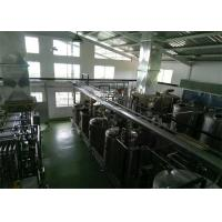 China Bottled Package Beverages Pasteurized Coconut Dairy  Milk Processing Plant wholesale