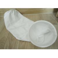Buy cheap Micron PTFE Teflon Micron Filter Bag high temperature fabric cloth from wholesalers