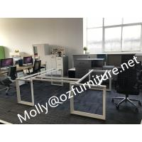 Buy cheap Different Stylish O-Leg steel frame for office and school/ System workstation/Steel desk/Office desk/Office workstation from wholesalers