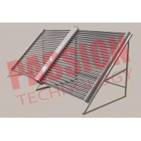 China Eco Friendly Evacuated Solar Tube Collectors , Solar Hot Water Collector Easy Install wholesale