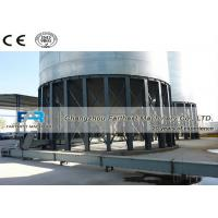 China Chicken Feed Silo Grain Storage Systems Hot Galvanized Bolt Assembly wholesale