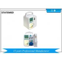 China Smart Safe Enteral Feeding Pump Free - Flow Alarm Flow Rate 1ml/  H~300ml / H wholesale
