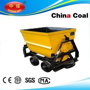 China china coal manufacture KFU1.0-6 Bucket Dumping Mine Car wholesale