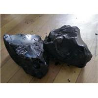 China Black Color Coal Tar Pitch Exposure Moisture 0.5% For Electrolytic Aluminum Field wholesale