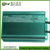 China 70W electronic ballast for  HPS/MH lamp for Aquarium Lighting wholesale