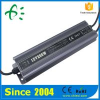 Quality Constant Voltage Waterproof LED Power Supply for sale