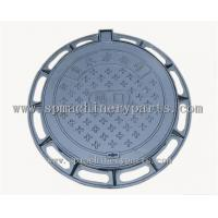 China China Supplier OEM Service High Quality Ductile Iron Cast Manhole Cover wholesale