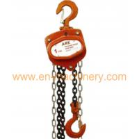 China Hand Chian Block/manual chain block/chain hoist Lifting Tools wholesale