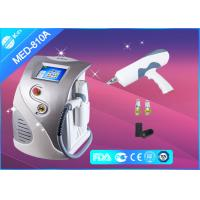 China Q-Switch Nd Yag Laser Machine for Tattoo Removal wholesale
