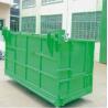 China Manual Square Polyurethane Sponge Foam Block Moulding Steel / Wooden Material wholesale