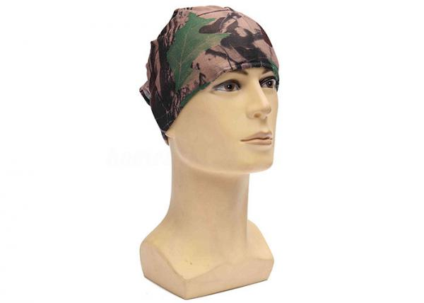 Quality UV  Headwear Pink Color Microfiber Polyester Scarf For Fitness for sale