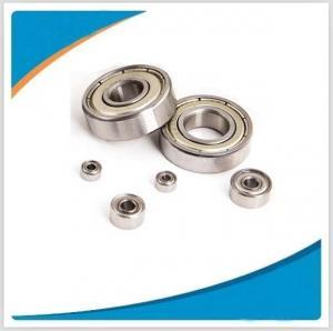 China 6017ZZC3, 6017zz, 6017-2rs bearing 85x130x22mm on sale