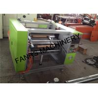 China Eco-friendly Aluminium Foil Rewinder Machine , High Speed MJ-AF450 wholesale