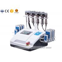 China Non Surgical Lipo Slim Machine 6 In 1 System on sale