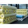 China Oeko - Tex Standard Spunbond Nonwoven Fabric Yellow Non Woven Polypropylene Material wholesale
