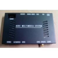 China Interface video with built-in gps for Audi non mmi A4 A5 Q5 2009- with square connector wholesale