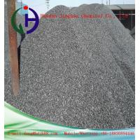 China Cold Modified Pitch Material , Gilsonite Granule Coal Tar Extract For Aluminum Factory wholesale