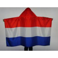 All Countries England Flag Cape / Cloth Shape National Soccer Fan Cape