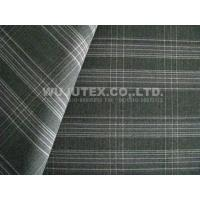 China T/R Spandex fabric Small Herringbone Weave  Polyester Rayon Fabric for Suit, Trousers wholesale