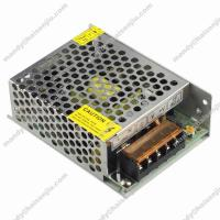China Ac To Dc Rgb 5 Amp 12v Switching Power Supply For Led Lights , CE Approval wholesale