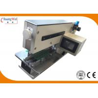 China Guillotine Cutter PCB Cutting Machine for Metal Board With Linear Blades on sale