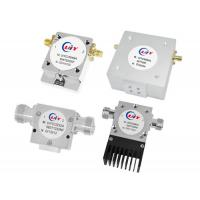 China space&commercial application HF coaxial isolator with low frequency 10-12 MHZ wholesale