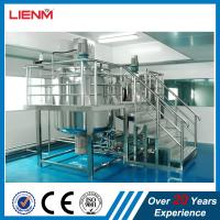 China Soap Production Machine Shampoo Making Equipment for Sale on sale